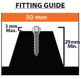 30mm SITS Fitting Guide