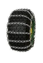 Tire Chains for Snow Blower Lawn & Garden and Farm Tractor