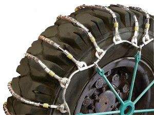 Heavy Duty Cable Chain - Forklift
