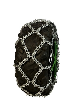 Gripper V-Bar Diamond Pattern Chains