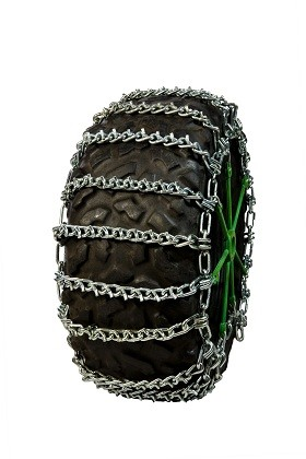 ATV Chains - Double Duty